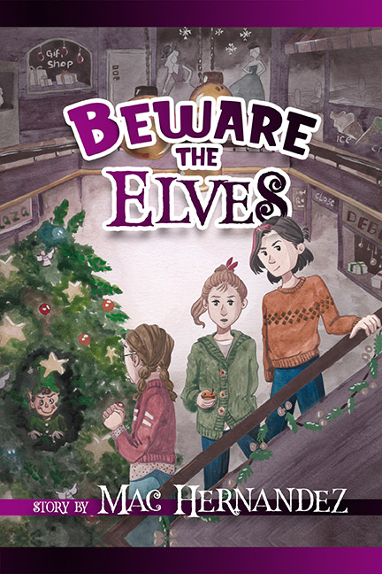 Beware The Elves Book Cover